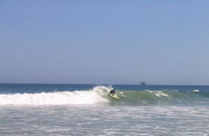 Piscinas Beach - Surfing Beaches in Peru