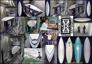 PERU SURF GUIDES - TABLAS KLIMAX Y WAYO